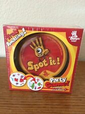 Spot It Original Edition Family Party Card Game Matching Asmodee Sp411 Base