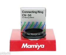 Mamiya 645 PRO TL / 645 PRO / 645 SUPER / M645 CONNECTING RING CN-58