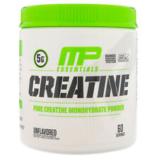 MusclePharm, Essentials, Creatine, Unflavored, 0.66 lbs (300 g),  5 g (1 scoop)