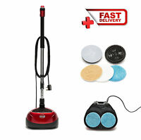 FLOOR POLISHER Electric Commercial Cleaner Scrubber High Speed Buffer Machine