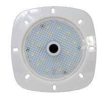 LED Magnetscheinwerfer weiß 18 LED RGB 100 Lumen Schwimmbecken Camping Haus IP68