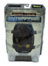 Star Trek Collection Enterprise Broken Bow Klaang Klingon Action Figure Yellowed