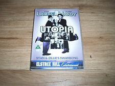 Laurel And Hardy - Utopia Region 2 DVD