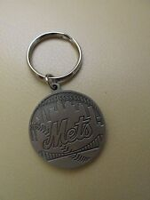 Ny Mets - Citi Field Ceremonial Groundbreaking - Pewter Keychain - Nov 13, 2006
