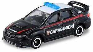 Takara Tomy / Tomica Subaru Impreza WRX STI 4 door Italian Police Car / Aeon