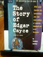 THE STORY OF EDGAR CAYCE There is a River THOMAS SUGRUE Dell F56 1958 384 pgs pb