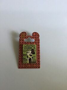 Disney Minnie Mouse Hollywood Studios Magazine Cover Pin 115664