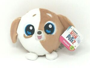 THE SECRET LIFE OF PETS 2 ~ PICKLES ~ SQUEEZABLE SQUISHY PLUSH BY JUST PLAY