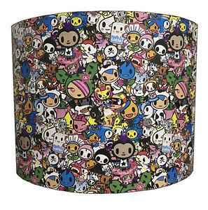 Tokidoki Lampshades Ideal To Match Tokidoki Duvets Covers & Tokidoki Wallpaper.