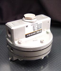 SMC Booster Relay IL100-02 New