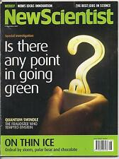 NewScientist-17 nov 2007-IS THERE ANY POINT IN GOING GREEN.