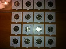 SERIE 16 X 2 EURO 2009 EMU 10 ANS EURO COMMEMORATIVE NEUVE