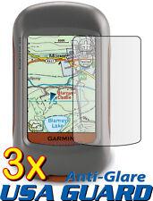 3x Anti-Glare LCD Screen Protector Handheld GPS Navigator Garmin Dakota 20 10