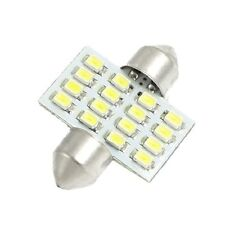 16 SMD LED Interior Car Roof Light, Dome Light 31 MM 1216 SMD Festoon Type