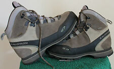 Salomon Boots Gore Tex Waterproof Breathable Mountain Trekking Outdoor EUR 38 ⅔