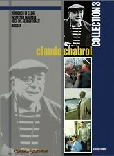 Claude Chabrol Collection 3 (3 DVDs) [3x DVD]