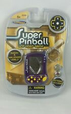 #C# Techno Source Pinball Super Portable Travel Electronic Video Game & Keychain