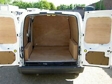 Ford Transit Connect LWB, ply lining