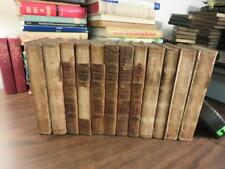 History of the Decline and Fall of the Roman Empire Edward Gibbon 1825 - 12 Vols
