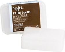 Najel Alum Stone Deodorant in Block 90g