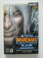 World of Warcraft III 3 The Frozen Throne Battle Chest Guide PC Blizzard
