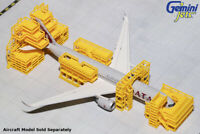 Gemini Jets 1:400 Scale Aircraft Maintenance Scaffolding GJAMS1828 IN STOCK