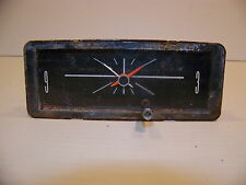 1971 CHRYSLER IMPERIAL CLOCK OEM MOPAR LEBARON CROWN