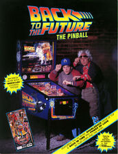 Back To The Future Pinball (Data East) - CPU ROM Upgrade chip set v2.0