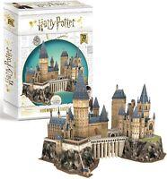 University Games Harry Potter Hogwarts Castle 197 piece 3D puzzle