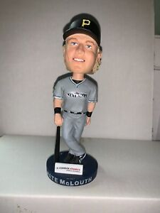 Nate McLouth 2008 All Star Pittsburgh Pirates Bobblehead Braves Nationals