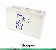 Miss Ky Shopper Plastificata Bianco Professional Nail Products by KyLua Italy
