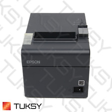 NEW Epson TM-T20II USB Serial Monochrome Thermal Receipt Printer (C31CD52062)