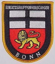 Marine écusson à broder Groupe de restauration EGV Bonn A1413 A4610