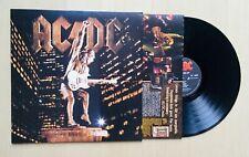 AC DC - Stiff Upper Lip (EU 2014) album 33 tours vinyle hard rock