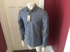 River Island Men's Striped Casual Shirts & Tops