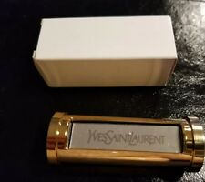 Ysl Yves Saint Laurent Lip Twins Duo Satin/Shine # 10 Blackcurrant Rose