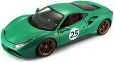 Bburago 1 18 Ferrari 70th Anniversary 488 GTB Verde Gioiello