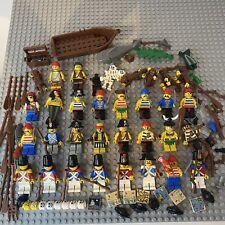 LEGO Pirate Imperial Soldier Minifigure Bundle Joblot Weapons System Vintage
