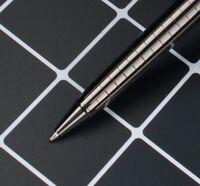 Business Office Medium Nib Metal Pen Gift Ballpoint Pen Luxury Space Cross Line