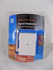 New Choice Alert GE Wireless Alarm System Signal Repeater Expands 150 Feet 45138