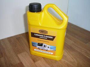 Fenwicks caravan cleaner concentrate 1 litre