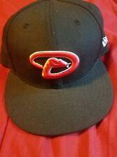 New Era MLB Arizona Diamondbacks Fitted Cap Hat 59Fifty Size 7 1/2
