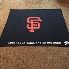 San Francisco Giants Throw Blanket