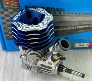 Gimar 3PL 2.1cc .12 Nitro Touring Engine with Team Solar pipe set
