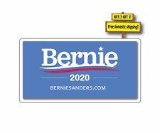 Bernie Sanders for President 2020 Democrat Decal/Sticker Anti Trump p90