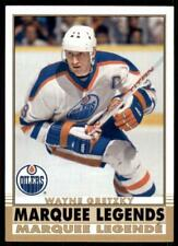 2020-21 UD O-Pee-Chee Retro Marquee Legends #550 Wayne Gretzky - Edmonton Oilers