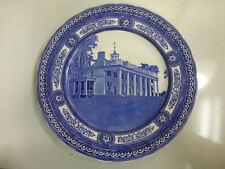 Vintage Royal Doulton Washington Mansion Mt Vernon Historical Plate