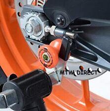 Suzuki GSX-R1000 2001-2016 R&G Racing orange cotton reels bobbins