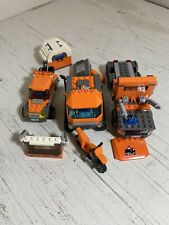 LEGO City Arctic Outpost Lot Vehicles