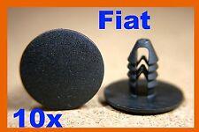 For Fiat 10 Interior Trim panel push clips plastic fastener